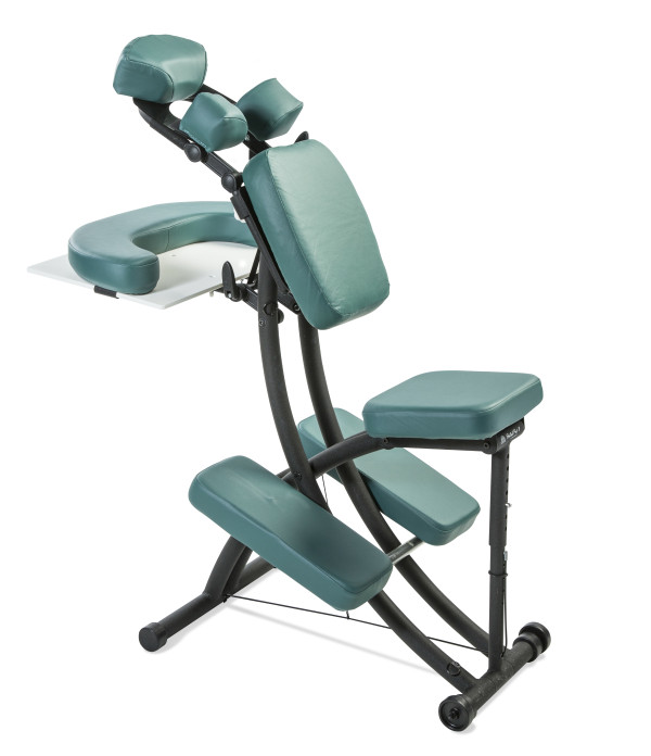 Face Down Recovery Chair with Tri-Face Cushion for Eyeglasses